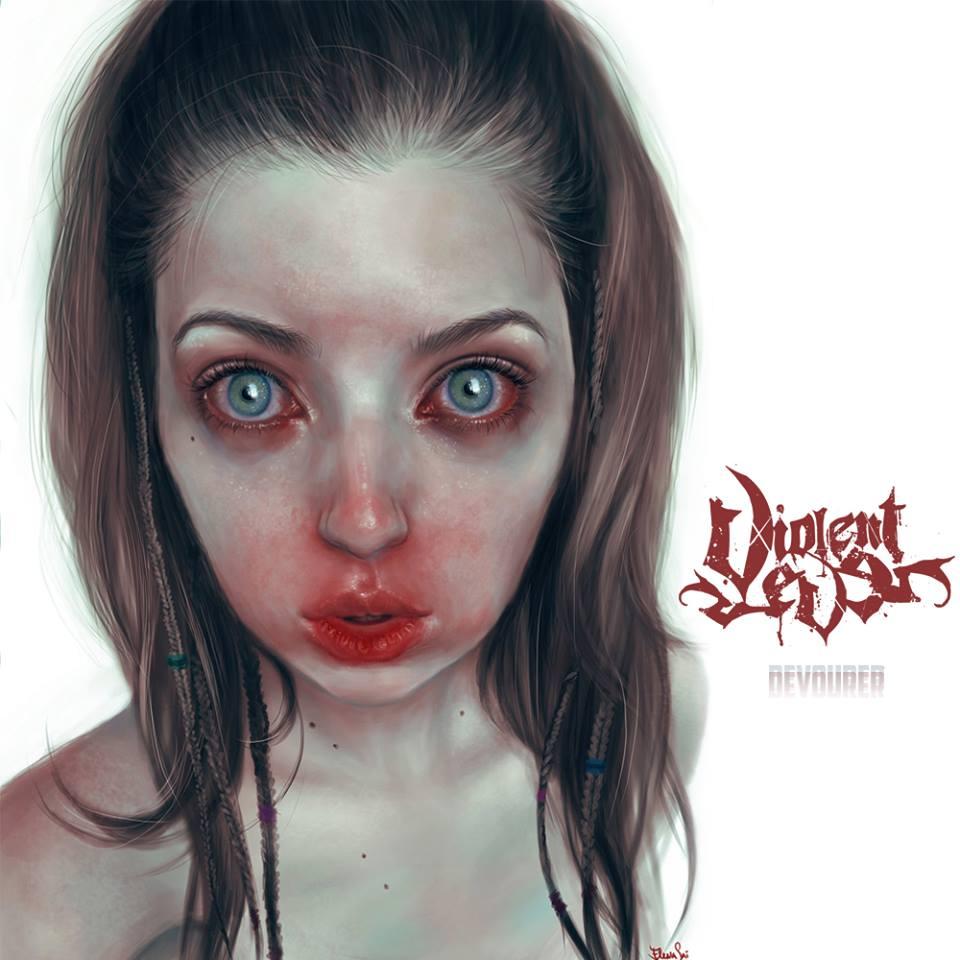Violent Eve - Devourer [EP] (2015)