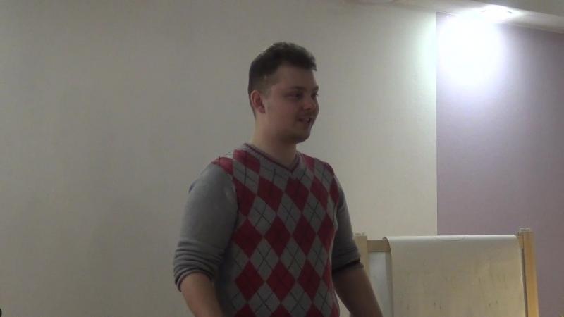 День Рождения РИФМОГРАДа: Сергей Масленников