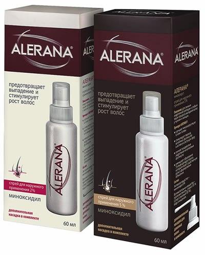 Алерана спрей, Алерана для волос, Шампунь Алерана отзывы