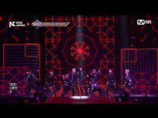 [KCON JAPAN] SF9 Golden Child THE BOYZ - Girls CoverㅣKCON 2018 JAPAN x M COUNTD