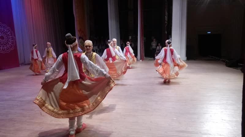 «Литовский танец: Весёлые башмачки», группа Часики(г.Тула)