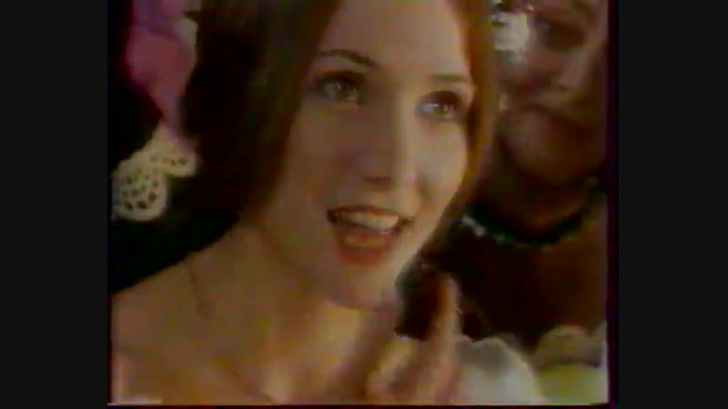 Реклама на ОРТ - MilkyWay, Россия - щедрая душа (07.01.1999)