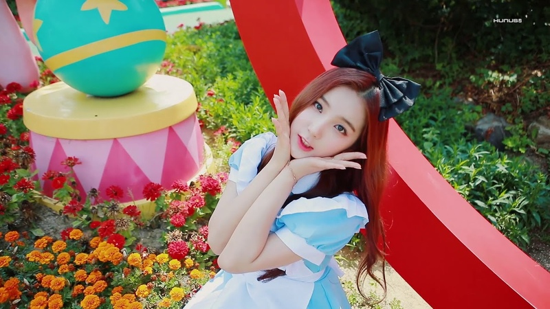 엘리스(ELRIS) - 'Summer Dream' Alice in wonderland ver. Video