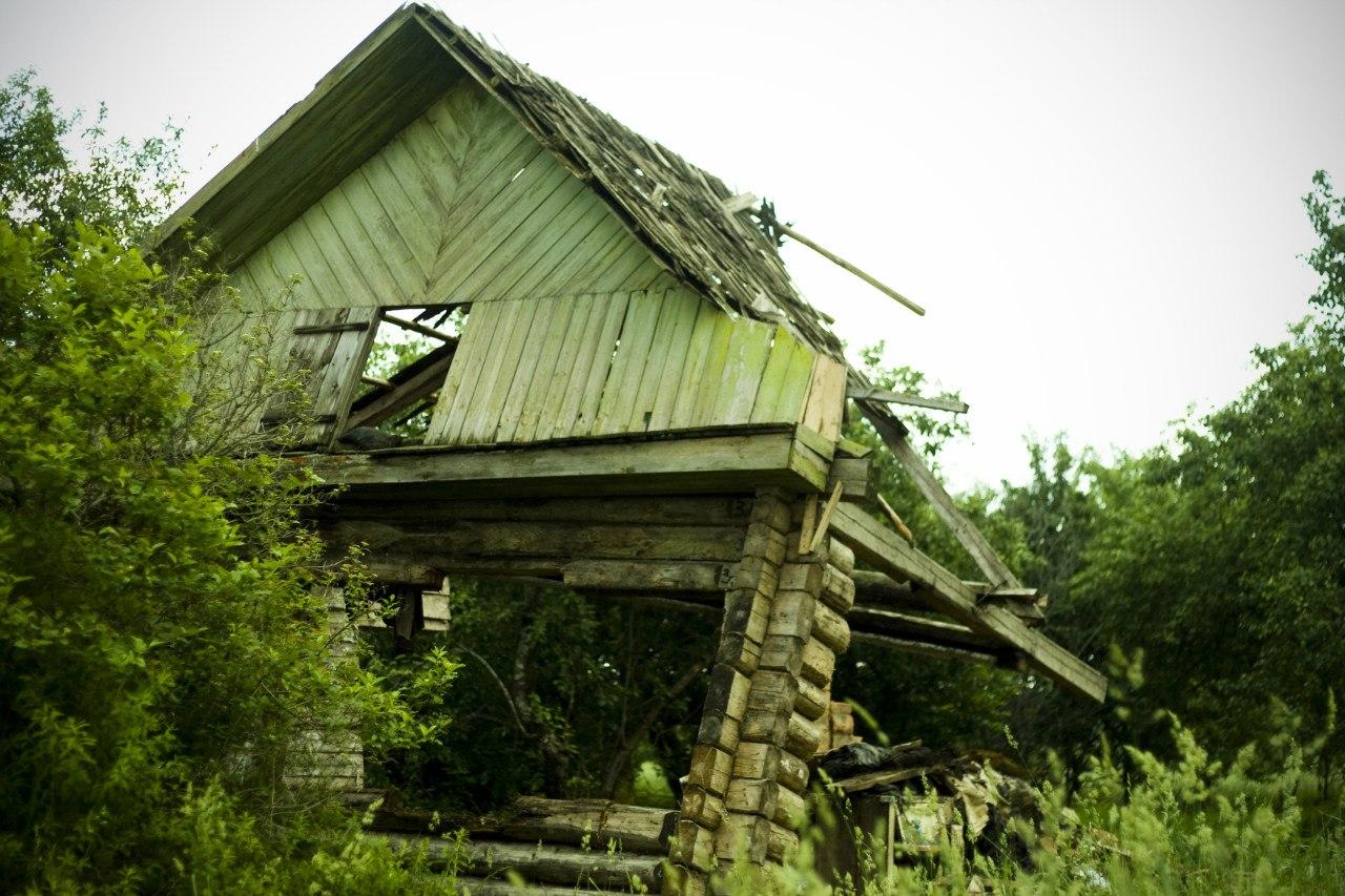 Секс в пустующих домах 17 фотография