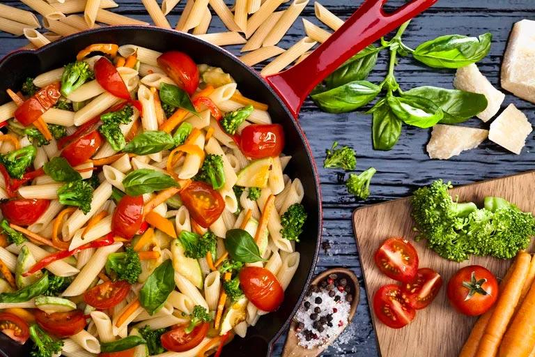 Факты об Итальянской еде: выбор меню и подсчет калорий