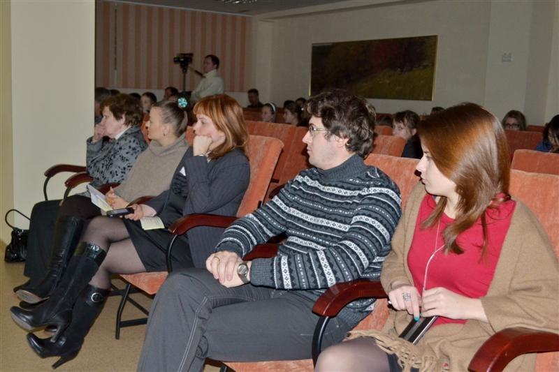 Харьковский композитор Владимир Соляников презентовал новые сочинения.