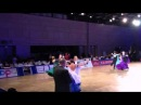 Международного конкурса среди пар Pro Am Moscow Ball 2013 (Венский вальс)