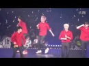 [Fancam] 140411 #EXO (3.6.5+Lucky) - 1'st Greeting Party in Japan Hello!