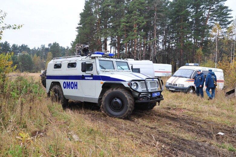 Томские силовики «обезвредили террористов», захвативших поезд с опасным грузом.
