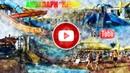 Высокие и захватывающие горки Аквапарк Немо в Ейске