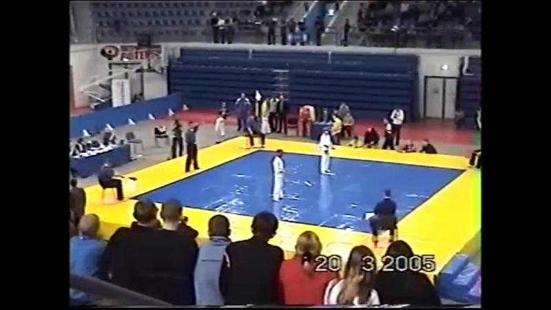 Первенство России по Киокушинкай, г. Екатеринбург 20.03.2005 г