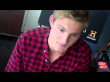 Alexander Ludwig Talks Vikings | Headcam Interview | KiSS 92.5