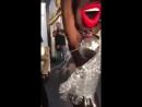 Ростовая кукла Тропиканка на свадьбе ч 1 СПб