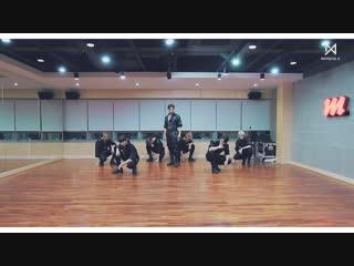 [VK][181030][Dance Practice] MONSTA X - Shoot Out Stage costume ver. (FIX ver.)
