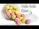 IDE KUE LEBARAN * Bola-Bola Susu * Milk Balls Cookies