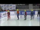 2013/2014 Short Track World Cup3 Women's 1000m Semifinal 1