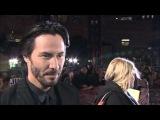 47 Ronin: Keanu Reeves World Premiere in Japan Movie Interview