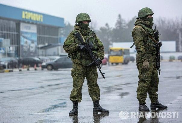 التصعيد العسكري الروسي بشبه جزيرة القرم الأوكرانية  V7u8dteihrc