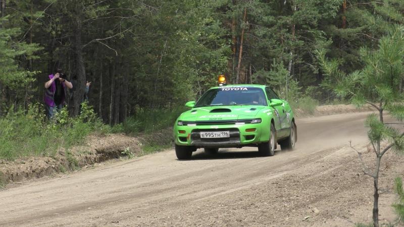IV этап RSC ралли-спринт, г.Катайск 14.06.2018г.