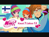 Winx-klubi: Kausi 7, Jakso 12 - «Tecnan keijueläin» (Suomi)