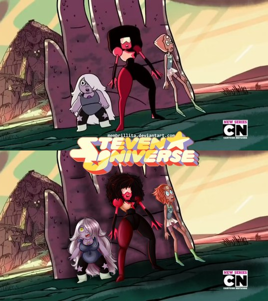Вселенная Стивена все серии в HD