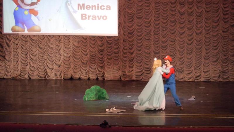 3.1.4. СЦЕНКА № 6 - Super Mario Galaxy (Женская логика) - Firax and Menica Bravo, Москва