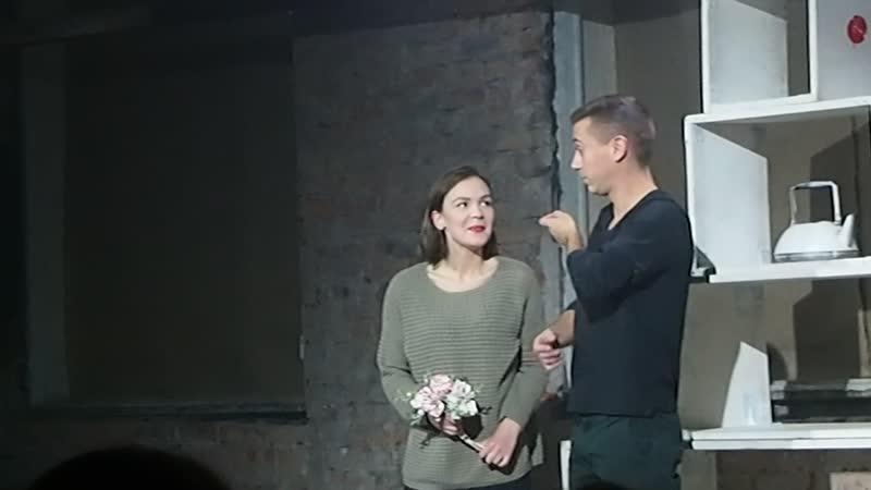 Тадас Шимилёв Спектакль «Циники» 2018-12-11
