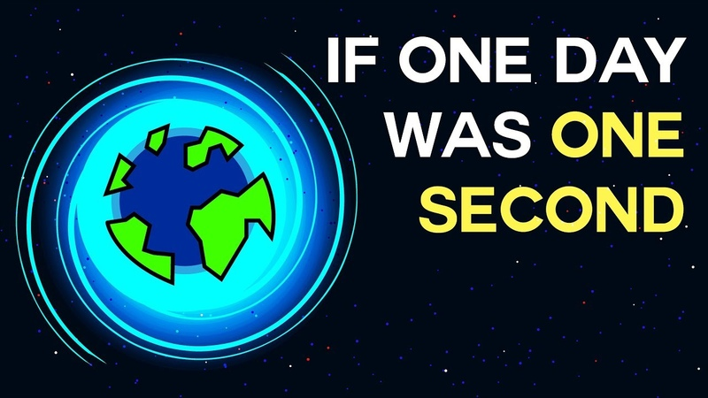 What if the Earths Rotation took only a day ft. Aperture
