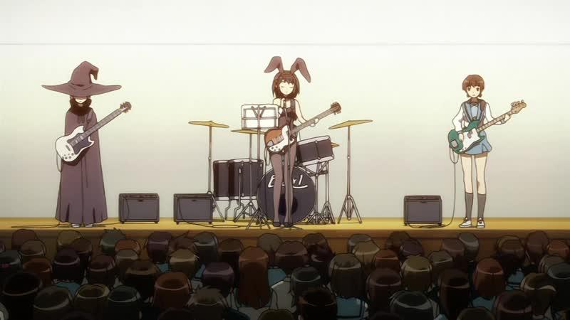 The Melancholy of Haruhi Suzumiya Меланхолия Харухи Судзумии - 2 сезон 12 серия [Reanimedia]