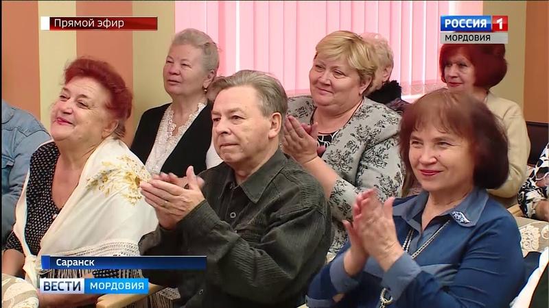 В Саранске организовали классический музыкальный вечер для клуба Ретро
