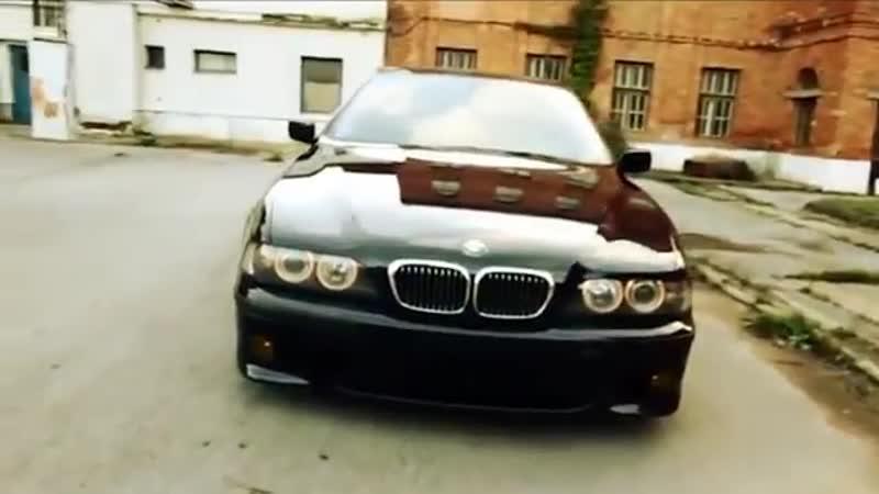 BMW 5-series E39 Compilation _ БМВ 5-серии Е39