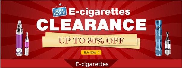 Cigabuy: Скидки до 80% на электронные сигареты от CigaBuy.com