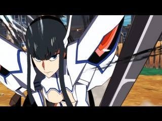 Kill la Kill the Game: IF | Трейлер с Anime Expo 2018