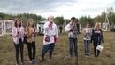 Шарашкина Контора - Саундчек Ой, при лужку, при лужке (русская народная песня)