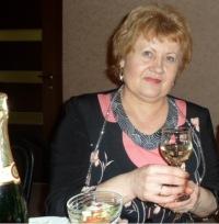 Екатерина Зубарева-Рачкова, 16 сентября , Ярославль, id183287476