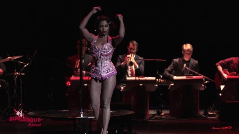 Lou Lou La Duchesse De Riére - The 9th Annual New Orleans Burlesque Festival