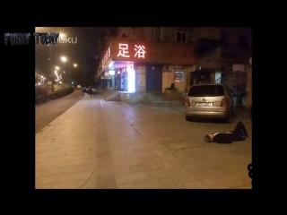 Подборка пранков - убийство из пистолета - fake gunshot prank - compilation.mp4