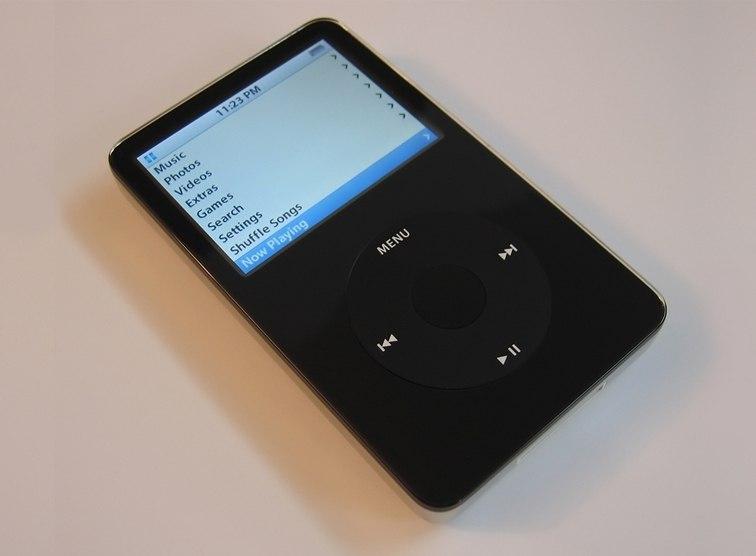 Продам iPod classic 30gb
