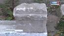 Хранитель истории крымчанин собрал несколько сотен старинных надгробий