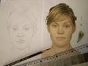 Курс Портрет урок 10 11 шпаргалки по теме Метод снятия кальки