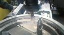 Изготовление переходной плиты. Видео для Блога Погрузчик Годзилла Фрезер-1
