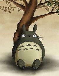 Marina Smirnova.  Totoro (Мой сосед Тоторо). про.
