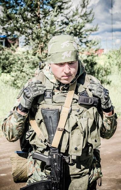 Михаил Паньков