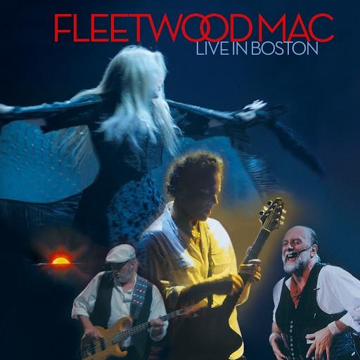 Fleetwood Mac альбом Live In Boston