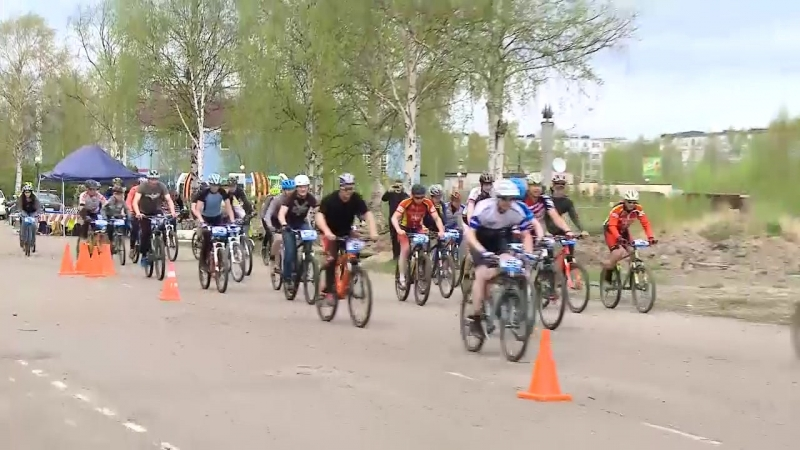 Открытый летний Кубок по велоспорту маунтинбайку