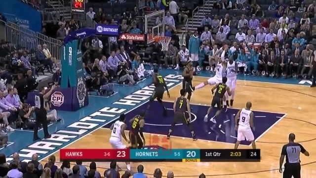 Miles Bridges Crazy DUNK of The Year!