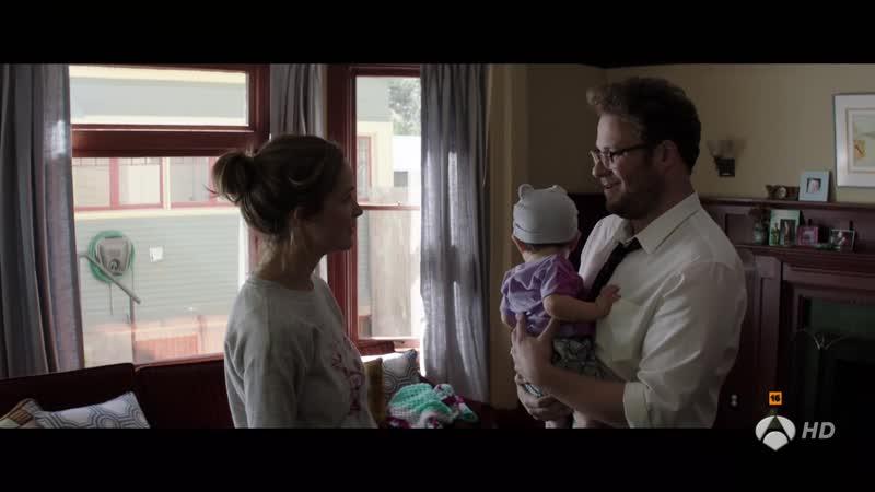 Malditos vecinos (2014) Neighbors sexy escene rose byrne 02