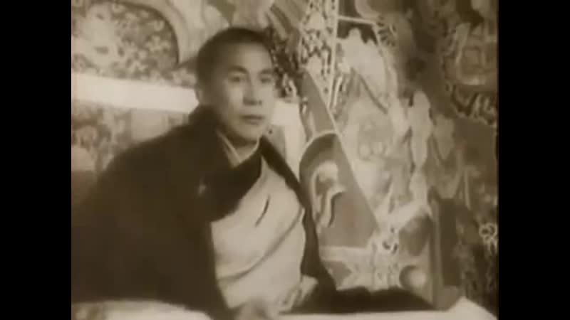 Трудно быть богом Далай лама XIV й