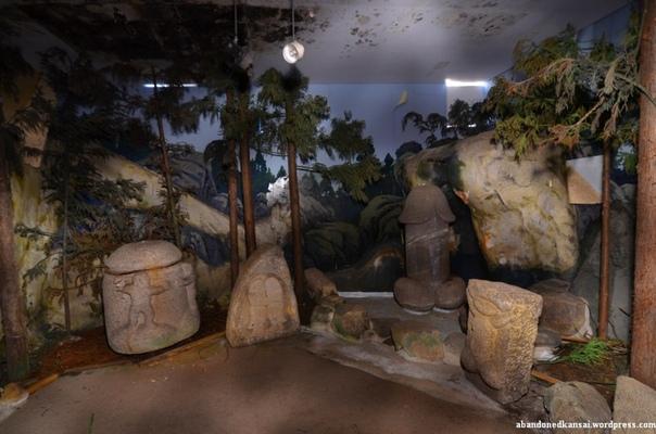 Японские заброшенные секс-музеи