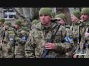 72 військовослужбовці склали присягу під час військових навчань на Херсонщині